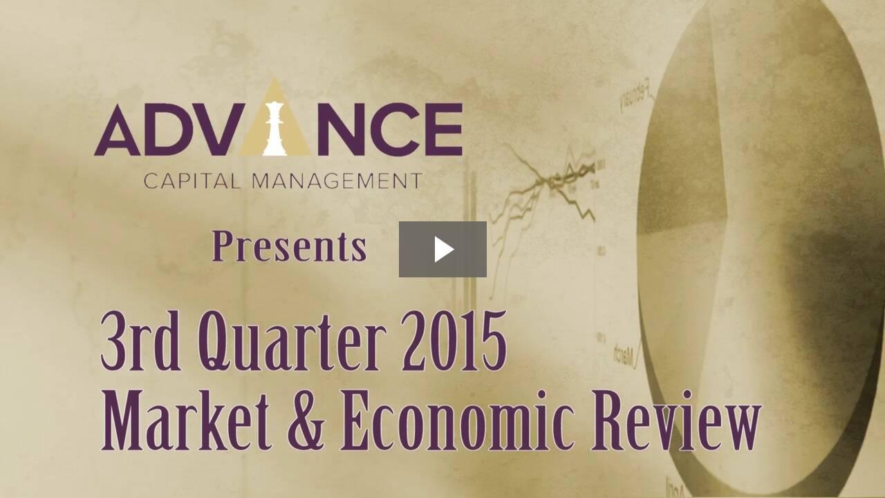 Economic & Market Review Q3 2015