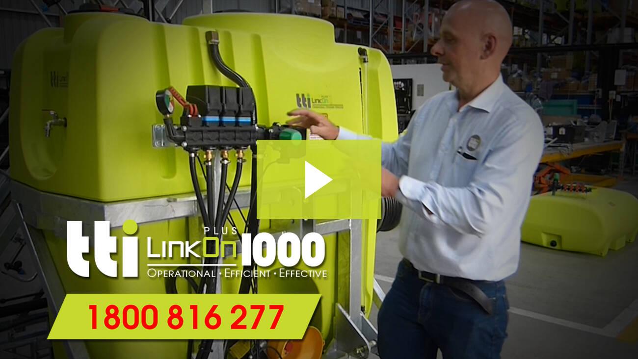 LinkOn Plus » How to Use LinkOn Sprayers