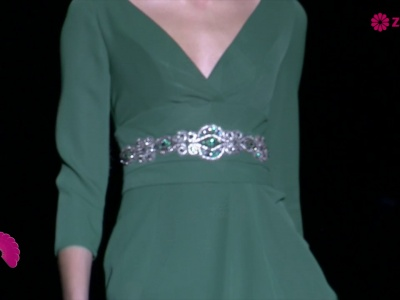 Invitadas 2015: vestidos de fiesta verdes