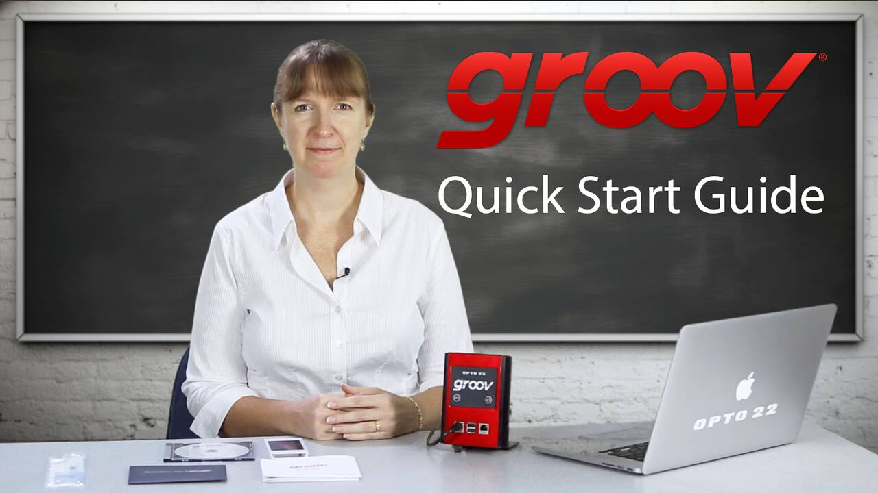groov Quick Start Guide
