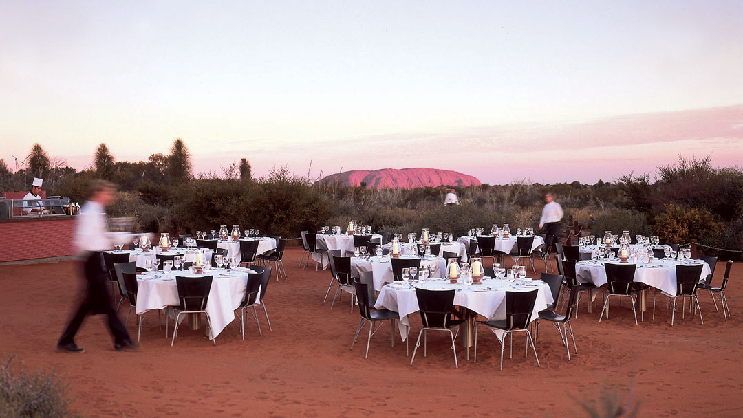 Thumbnail for the listing 'Sails in the Desert Hotel – Uluru & Ayers Rock Red Centre Northern Territory'
