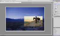 Thumbnail for The Open Vista / Retouching Subject Elements