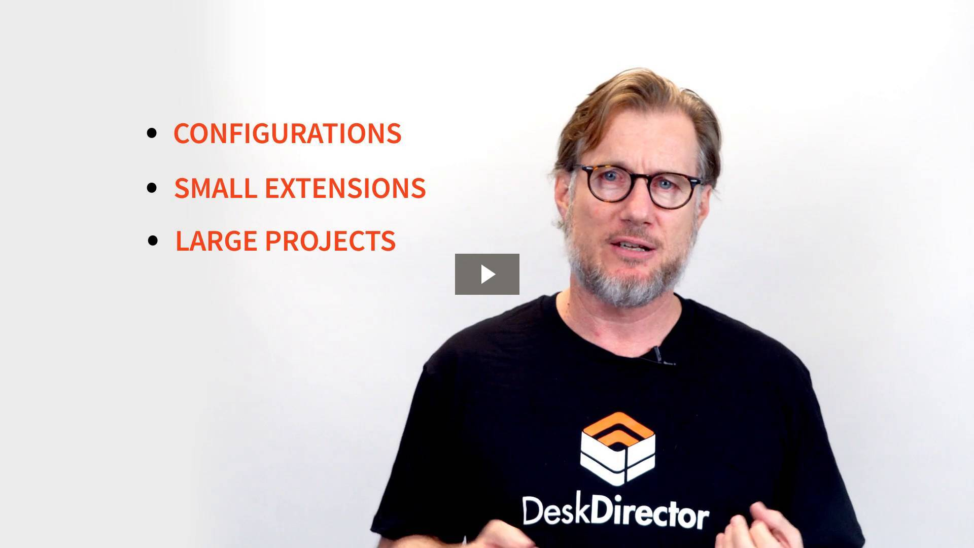 DeskDirector Consulting Part 2: Small Extensions