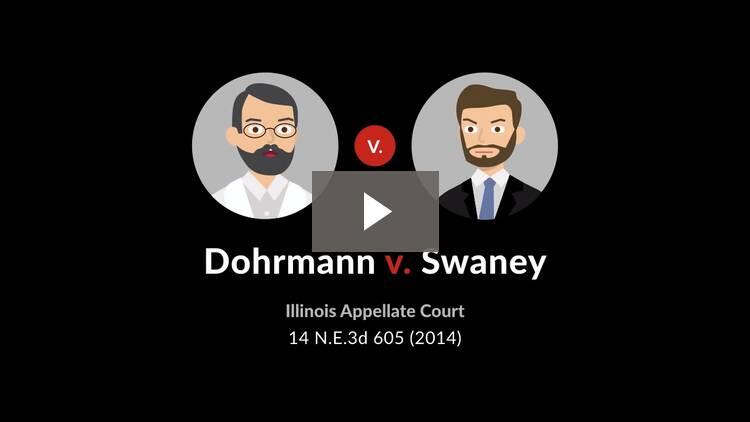 Dohrmann v. Swaney