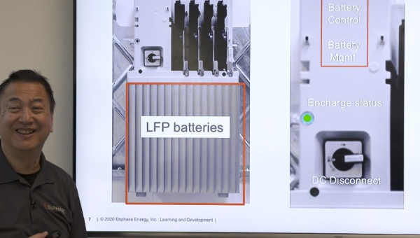 Encharge energy storage system installation - Duration: 32 minutes