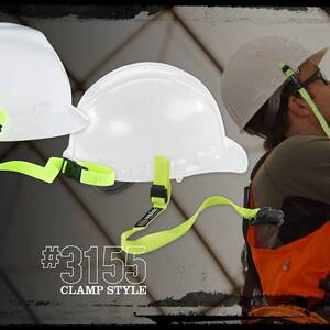 Ergodyne Product Video - Squids<sup>®</sup> 3155 Elastic Hard Hat Lanyard with Clamp