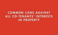 Rights and Obligations among all Co-tenants III thumbnail