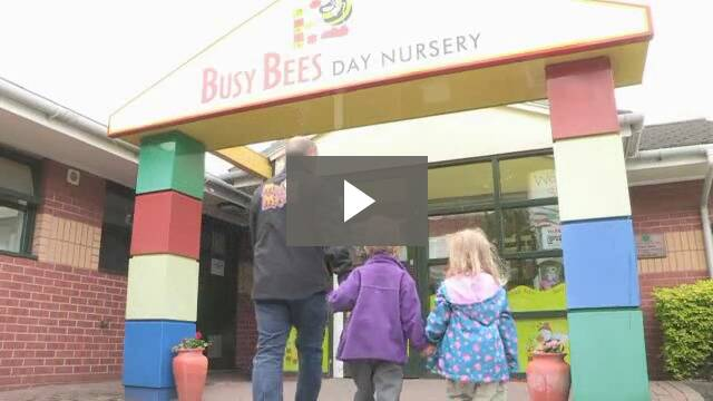 Busy Bees Nursery Tour