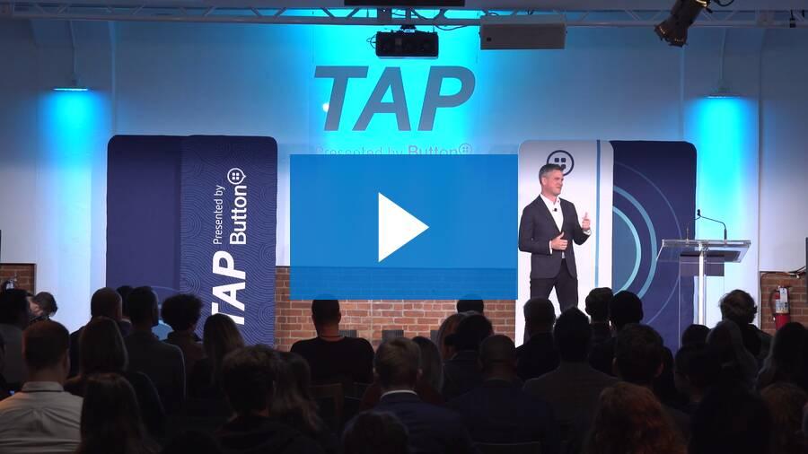 Luc Bondar, United Airlines, TAP 2018 Keynote