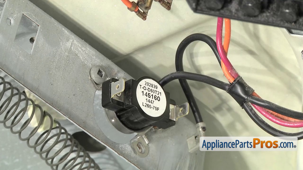 Beautiful Frigidaire Dryer Wiring Diagram Gallery - Everything You ...