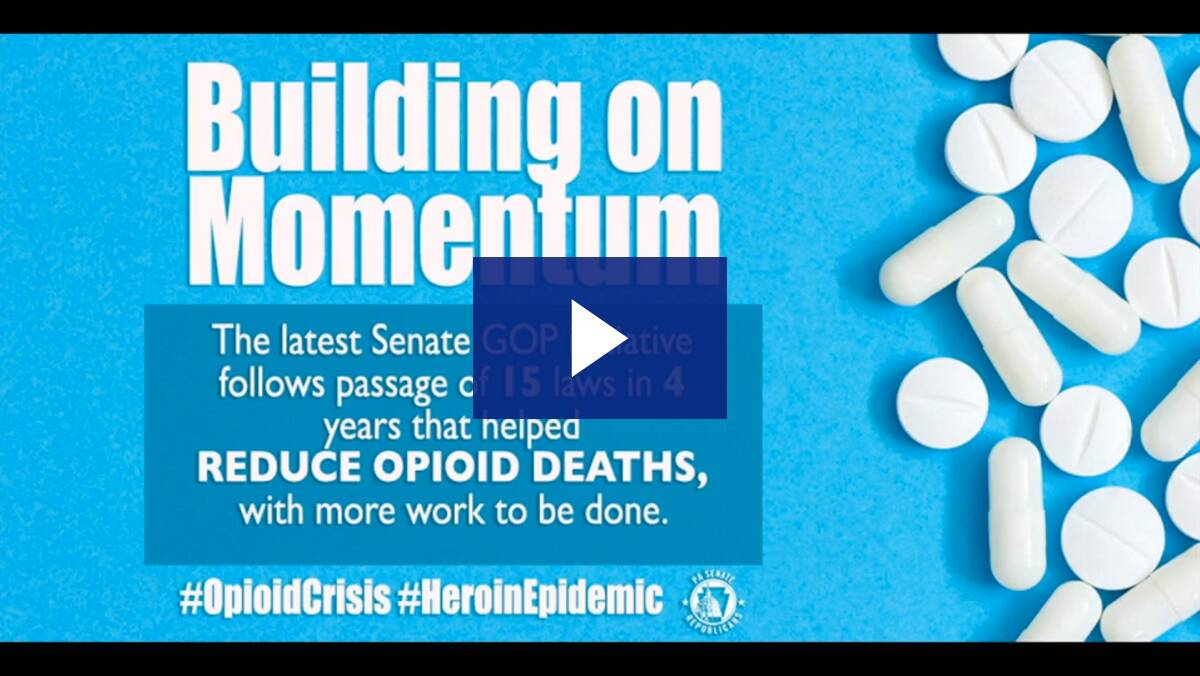 Legislation to Combat the Heroin and Opioid Epidemic