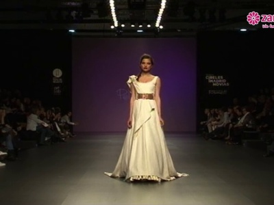 Pasarela de vestidos de novia Pol Nuñez 2013