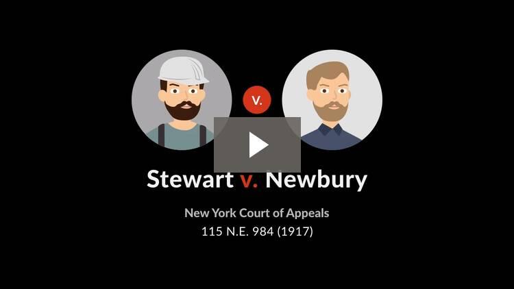 Stewart v. Newbury