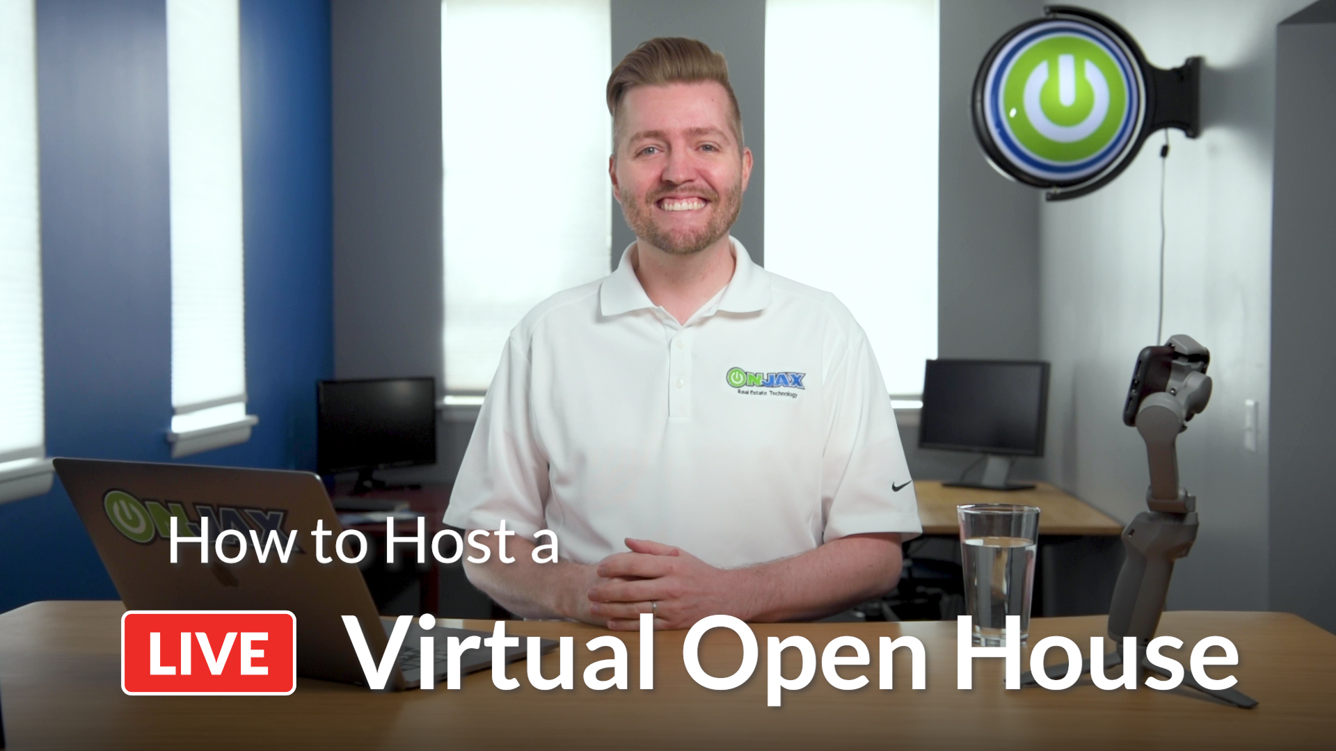Video on How to Host a Live Virtual Open House