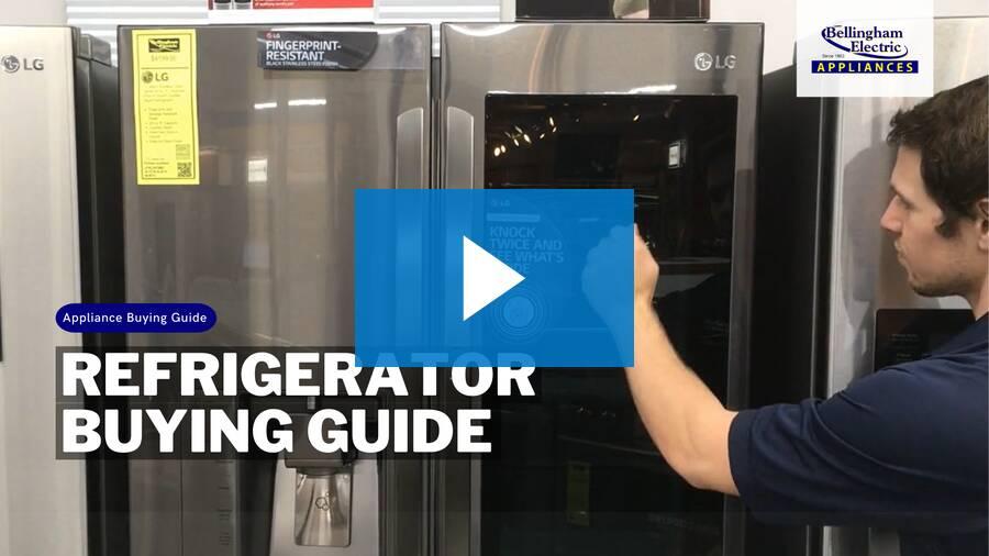 Refrigerator Buyer's Guide Video 11.22.17