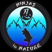 ninjas in nature