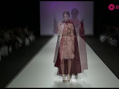 Suknie i sukienki dla gości weselnych na 2014 rok: kolekcja Matilde Cano 2014