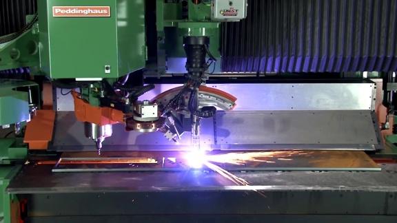 HSFDB-2500/C - Plattenbearbeitungsanlage