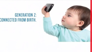 Meet Gen Z – Connected from Birth