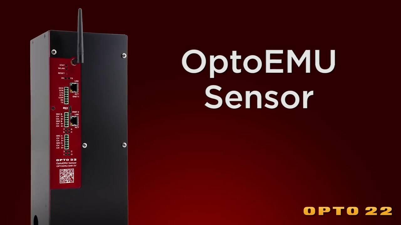 (Spanish) OptoMinuto- OptoEMU Sensor