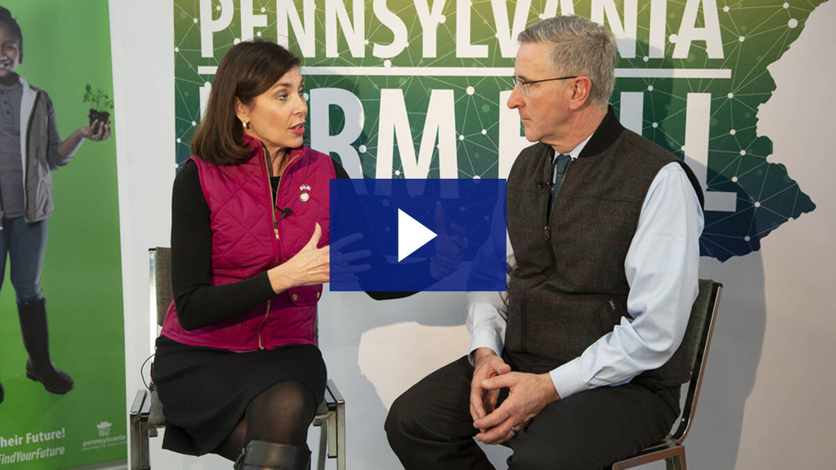 1/7/20 – The 104th Pennsylvania Farm Show