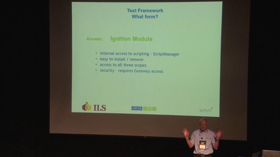 Ignition Testing Strategies