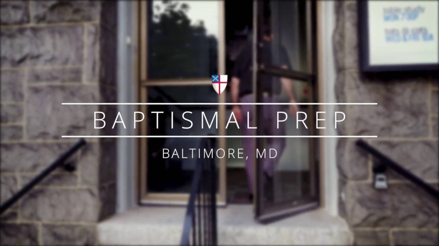 Baptismal Prep at Church on the Square