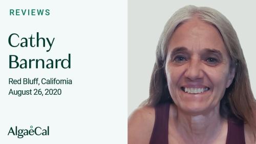 Testimonial thumbnail portrait of Cathy Barnard
