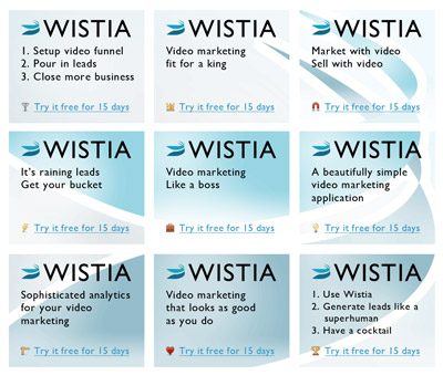 ReelSEO Wistia Ad Campaign