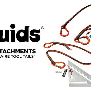 Ergodyne Product Video - Squids<sup>®</sup> 3704 Wire Tool Attachment - Loop Tool Tail<sup>­™</sup> - 2lbs (6-Pack)