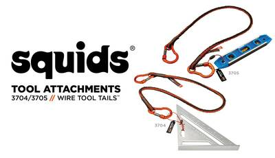 How to Securely Tether Tools Using Wire Tool Attachments