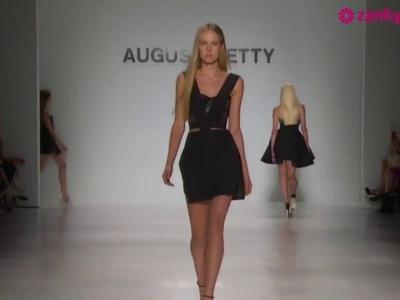 Los vestidos de fiesta negros más bonitos de las pasarelas internacionales