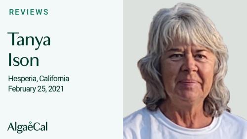 Testimonial thumbnail portrait of Tanya Ison