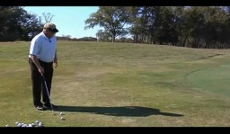 Practice Like the Pros - Chipping 4 Shots Drill