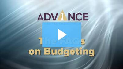 The FAQs on Budgeting