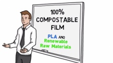 Do more with compostable film