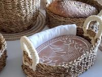 Video: KORISSA | Bread Warmer & Basket