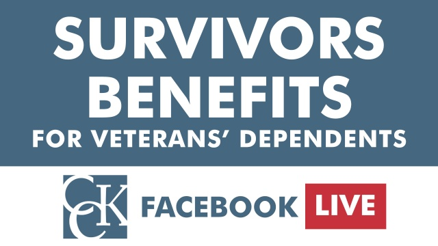 Survivors Benefits: VA Benefits for Deceased Veterans' Dependents