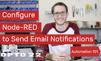 Node-RED: Send Email Notifications