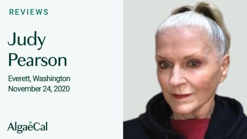 Testimonial thumbnail portrait of Judy Pearson