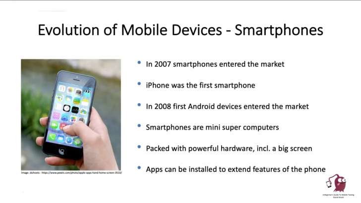 Revolution of Mobile Devices