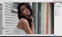 Thumbnail for Retouching / Yvonne - Camera Raw