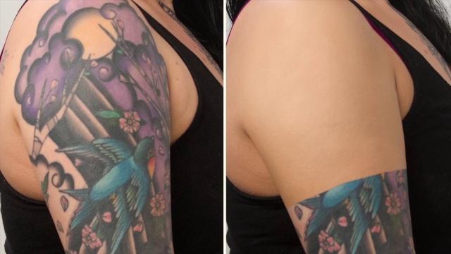 Tattoo Cover Up Makeup Dinair