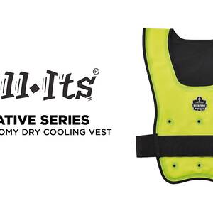 Ergodyne Product Video - Chill-Its<sup>®</sup> 6687 Economy Dry Evaporative Cooling Vest