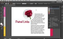 Trabalhando com o Painel Links do Illustrator