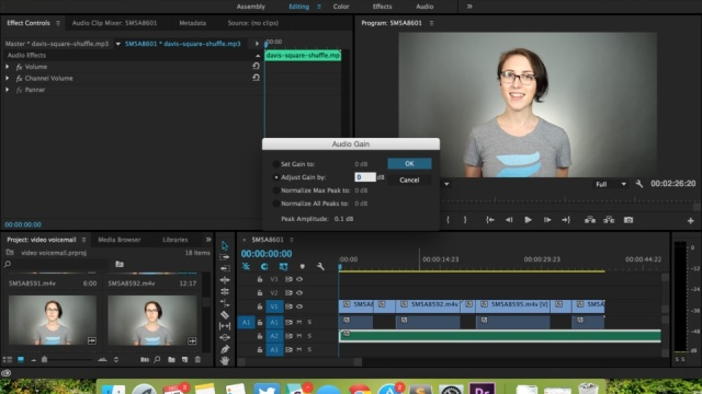 7 Adobe Premiere Lessons from Editing My First Video