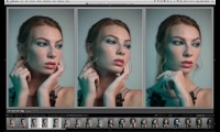Thumbnail for Gelled Beauty / Lightroom Culling