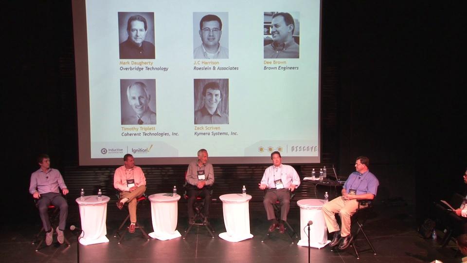 Integrator Panel Discussion