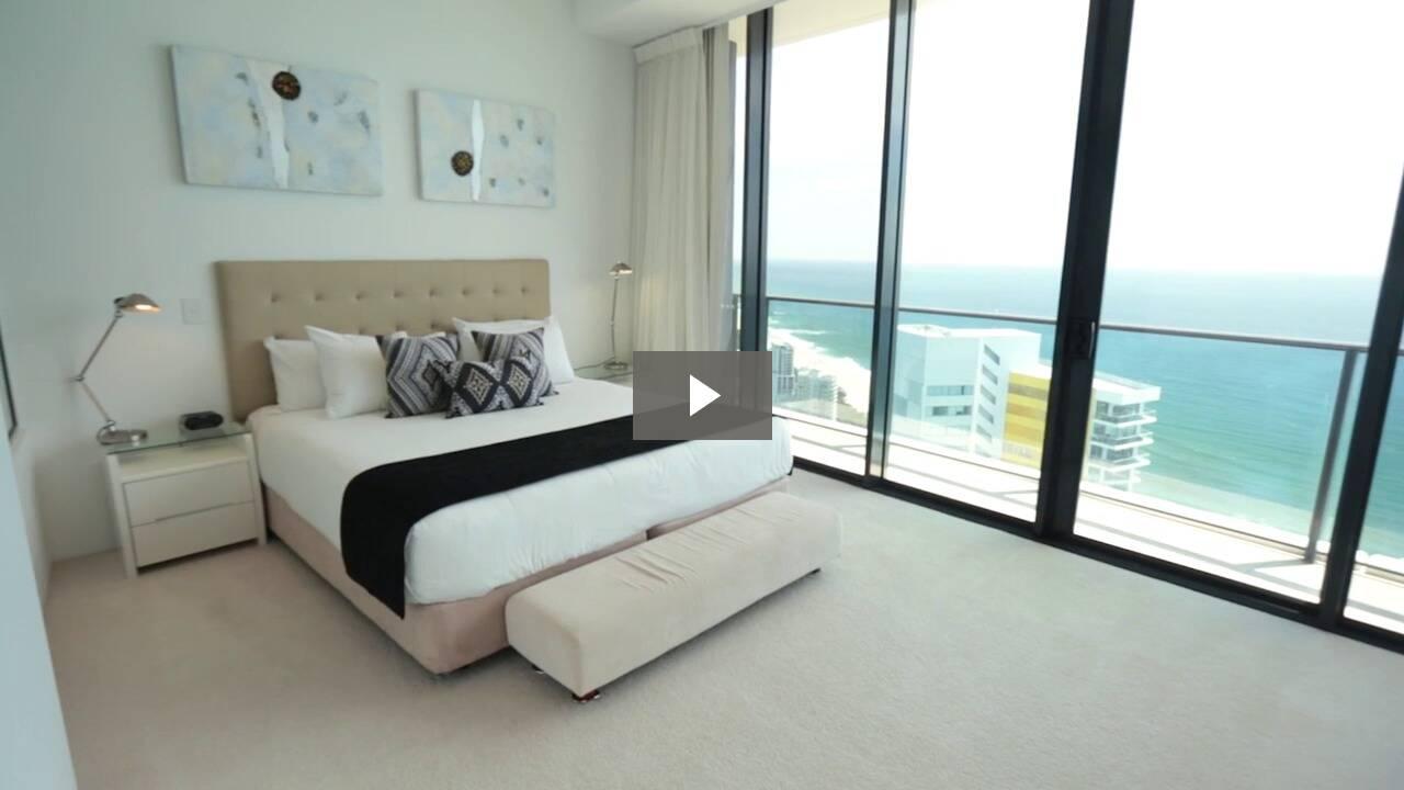 Peppers Broadbeach one bedroom suite