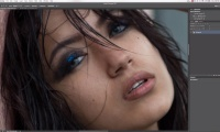 Thumbnail for Retouching / Yvonne - Healing